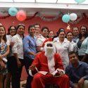 Sun Resorts fête Noël avec les enfants du Cancer Ward