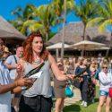 Les agents de voyages français découvrent « LUX* Sous Les Étoiles Austral » 2018