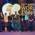 AIR MAURITIUS WINS THE INDIAN OCEAN'S LEADING AIRLINE AWARD