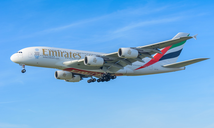 Emirates, airline, group, Bloomberg news, dubai, coronavirus, covid-19